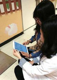 問卷系統 - 本案例同時用在桌機與 iPad 及瀏覽器
