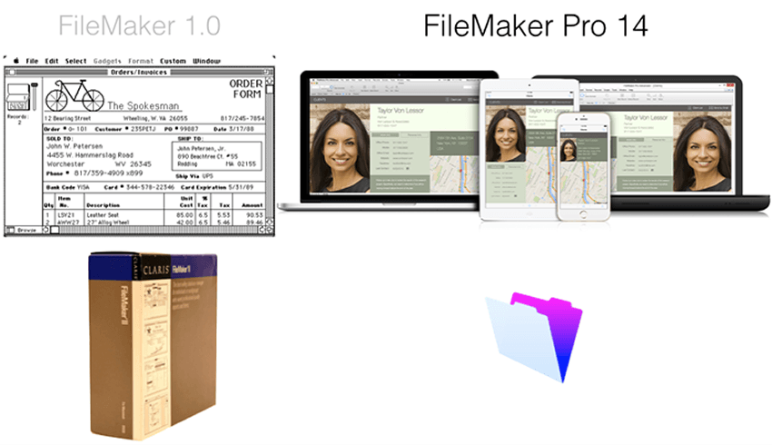 FileMaker 30 years old
