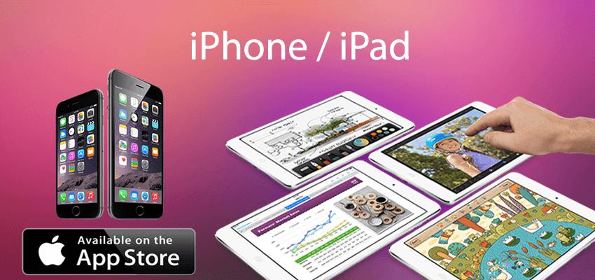 iPhone / iPad App 开发