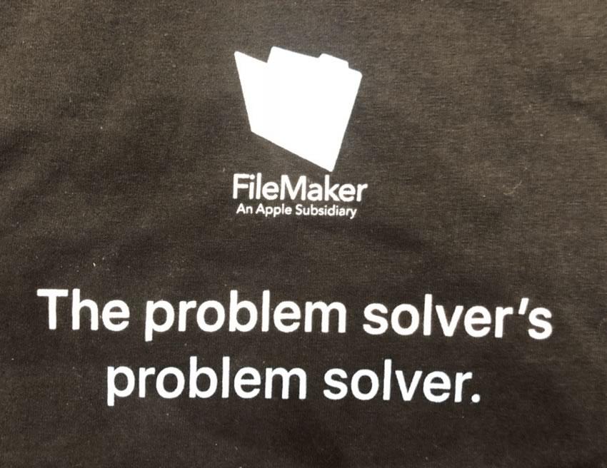 FileMaker : 問題解決者的問題解決者