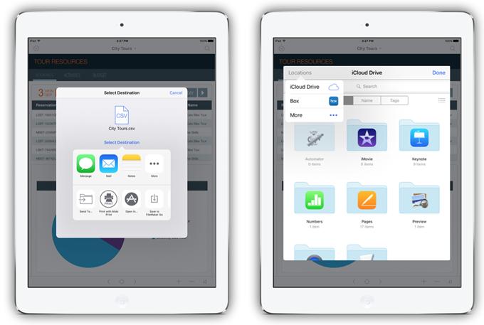 FileMaker App Extensions