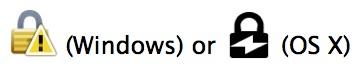 未有SSL加密認証