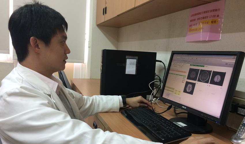 FileMaker在長庚成功案例應用在腦血管疾病, 急診科, 神經內外科, 神經影像診療科, 復健科, 心臟內科, 中醫科之全方位醫療